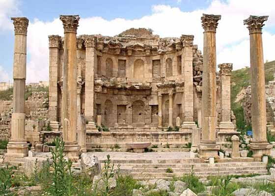 صور منوعة لمدينة #جرش في #الأردن - صورة 7