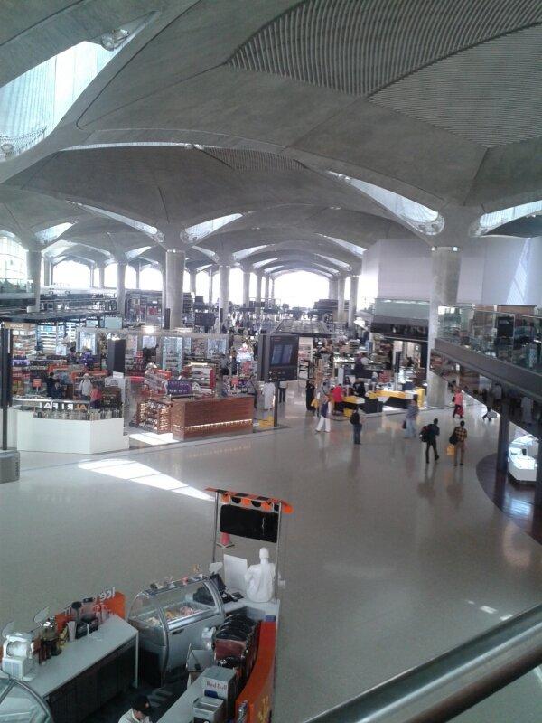 new amman airport termianl #AIG