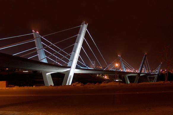 جسر عبدون في #عمان #الأردن