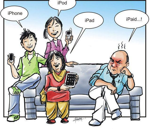 Apple & Family