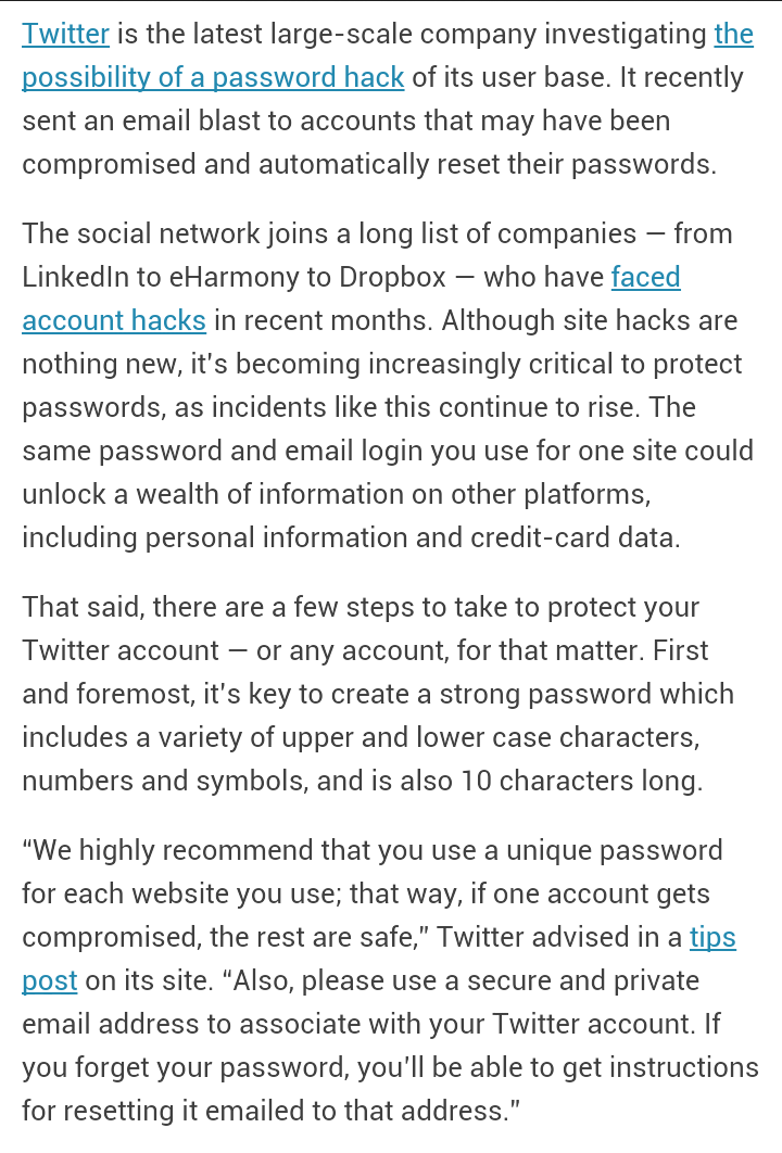 Twitter Hacked? Here's How to Protect Your Account