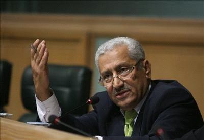 عبدالله النسور رئيساً لوزراء #الأردن