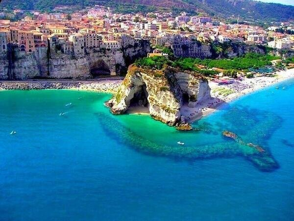 Calabrian In Southern Italy