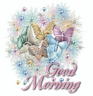 #صباح_الخير والفراشات