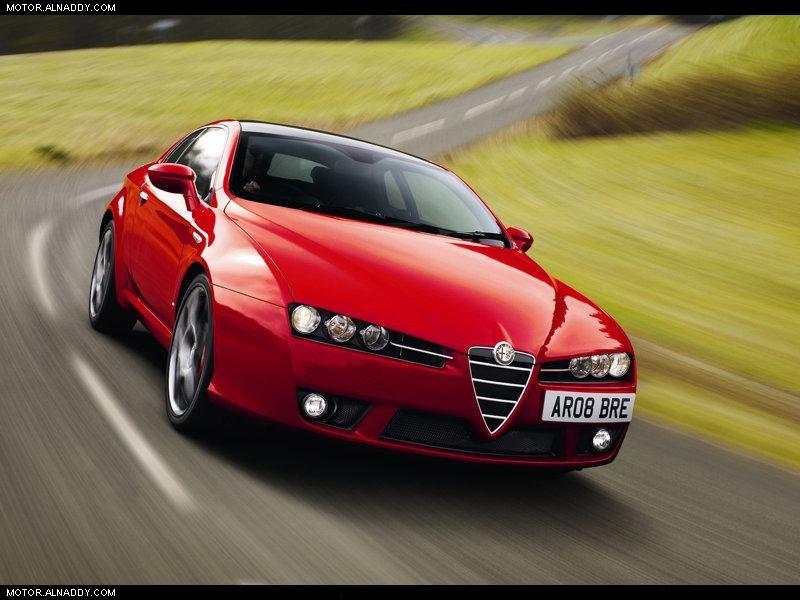 2009 Alfa Romeo Brera S