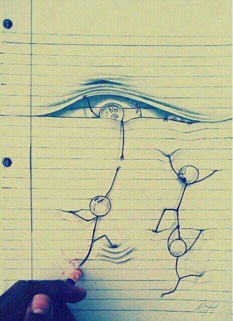 الابداع في الرسم