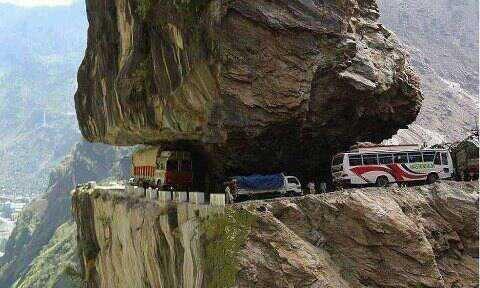 طريق الموت في الهند
