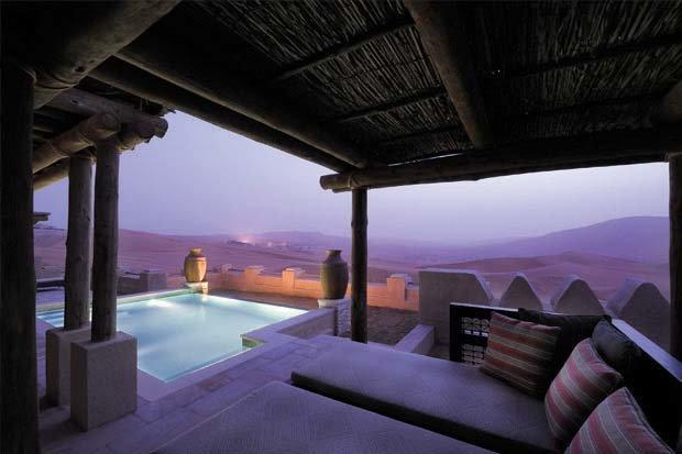 فندق قصر السراب في ليوا #أبوظبي - 2