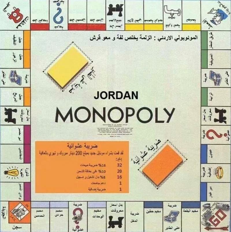 Jordan Monopoly