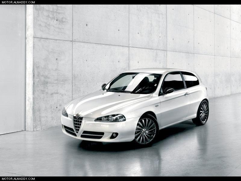2006 Alfa Romeo 147 CnC