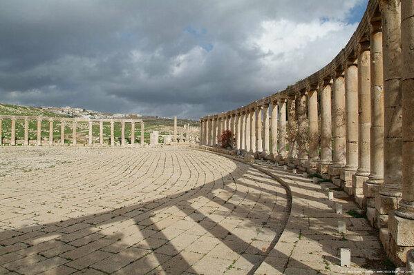 صور منوعة لمدينة #جرش في #الأردن - صورة 18
