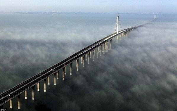 The Longest Bridge in the World