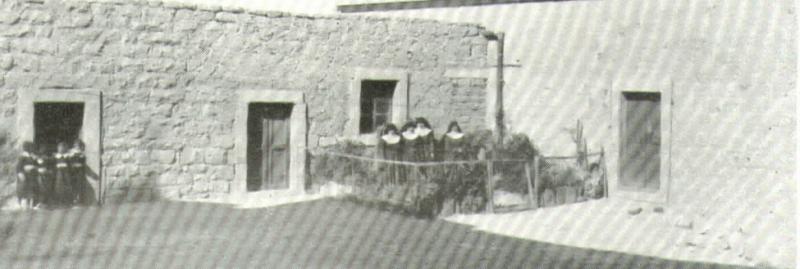 مدرسة #مادبا للبنات عام 1936 #تاريخ #الأردن