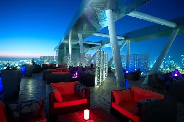 Aloft #AbuDhabi Hotel