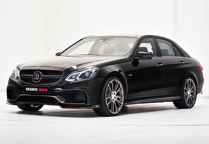 Mercedes-Benz Brabus E63 4Matic 850 6.0 Biturbo - front shot