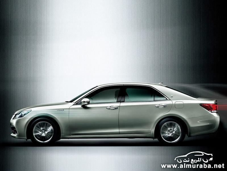 تويوتا كراون #Toyota موديل 2013 #سيارات - صورة 4