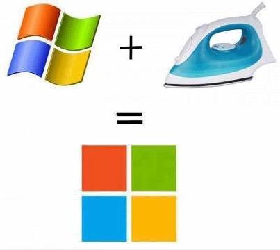 Windows Logo making