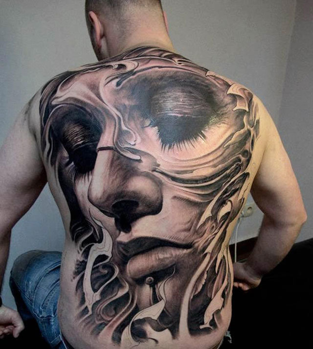 Most Creative and Crazy #Tattoos - 42
