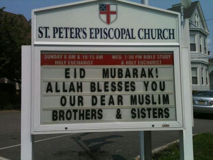 رسائل أخوة في بعض الكنائس