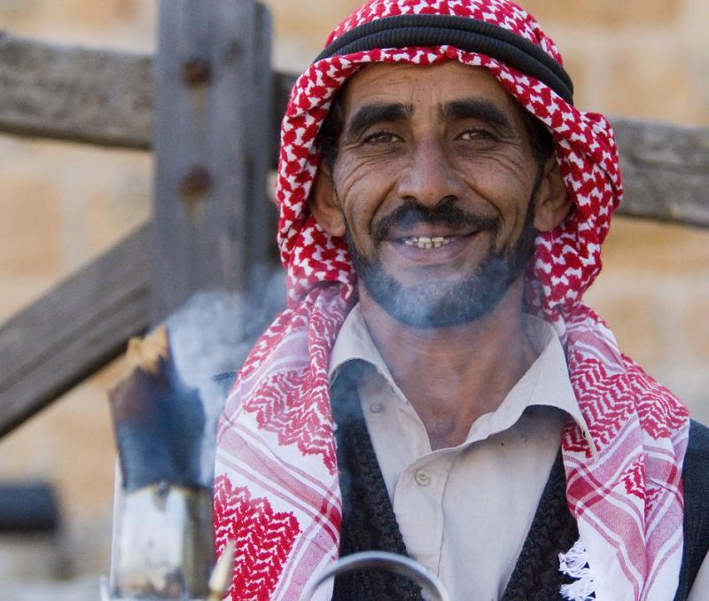 بياع #القهوة #عجلون #الأردن