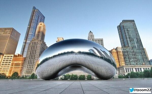 #صور أشهر معلم في مدينة شيكاغو الأمريكية