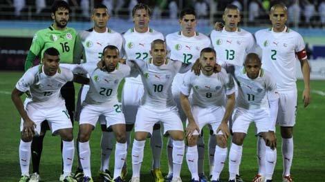 كأس العالم 2014-منتخب الجزائر
