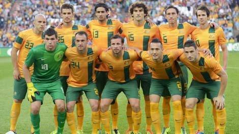كأس العالم 2014-منتخب استراليا