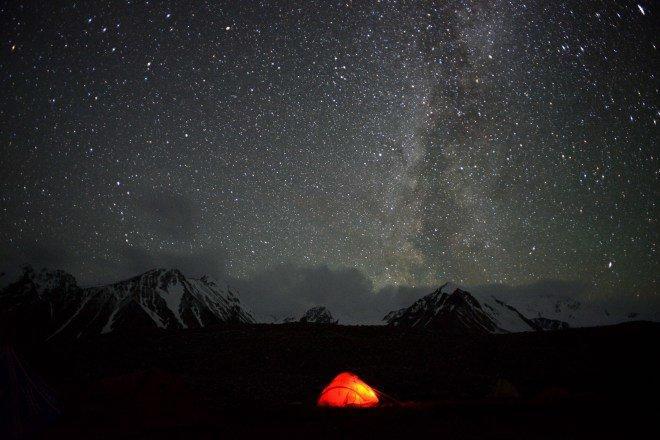 Night Sky – Mongolia