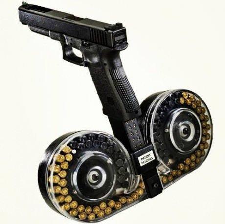 مسدسات الأفلام
