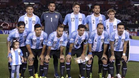 كأس العالم 2014-منتخب الارجنتين