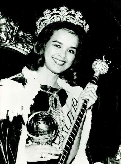 #ملكة_جمال العالم 1963