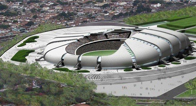 كاس العالم 2014-ستاد-Estadio Castelao- Fortaleza