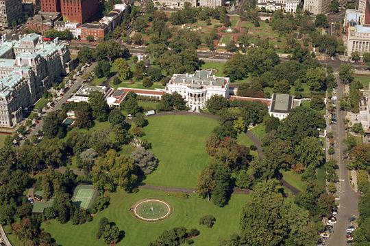 البيت الابيض-صور من داخل البيت الأبيض شاهد كيف يعيش اوباما