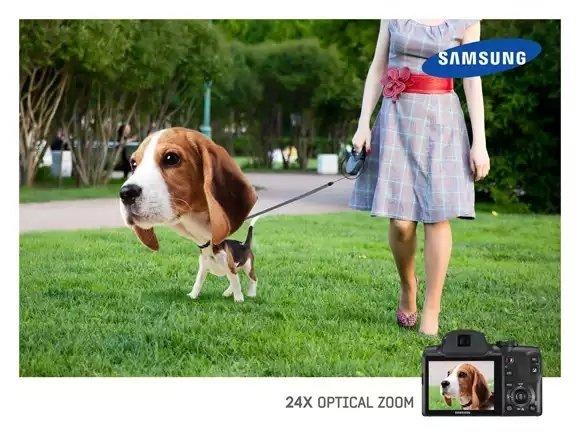 اعلان مطبوع لكاميرا #اعلان #تسويق