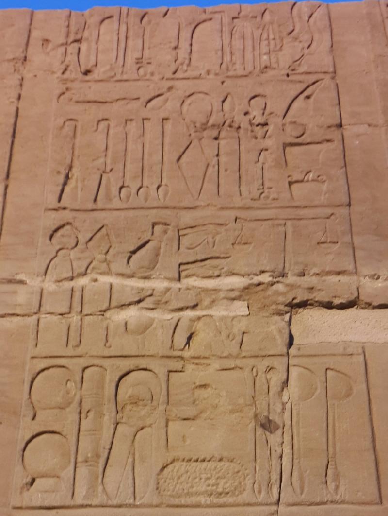 أدوات الجراحة عند المصريين القدماء #مصر_في_صور