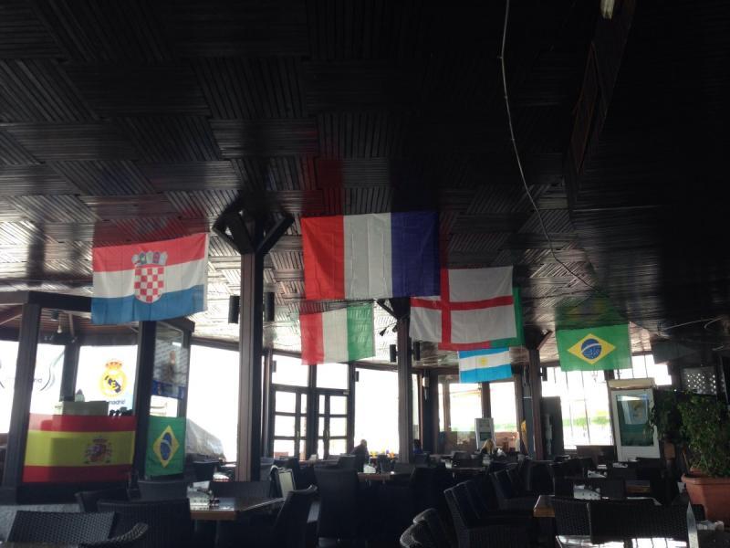 أجواء كأس العالم في #أبوظبي