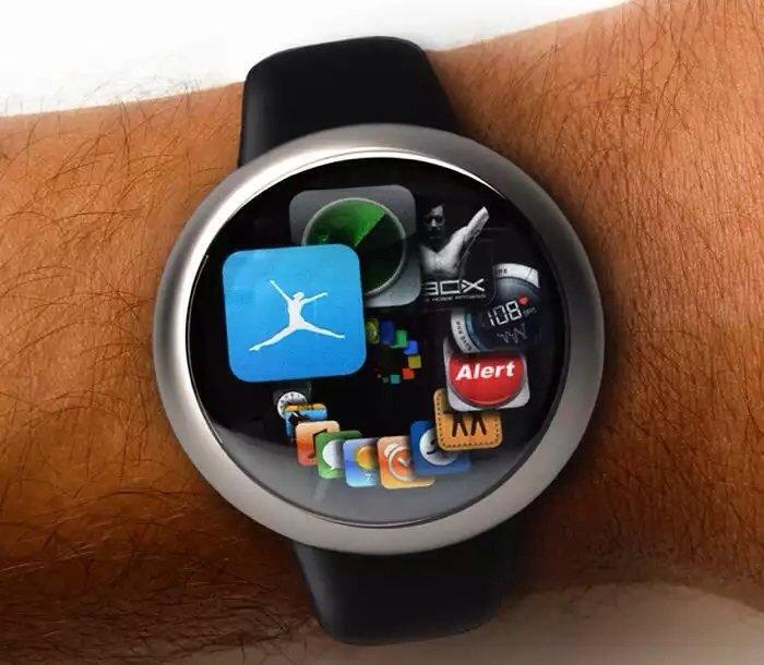 ساعة Apple Iwatch ستكون بتقنية OLED وسيبدأ انتاجها الشهر القادم