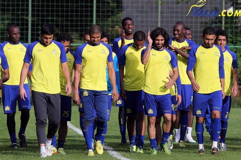 صور نادي النصر - معسكر تركيا