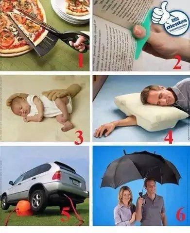 اختراعات غريبة لكن مفيدة