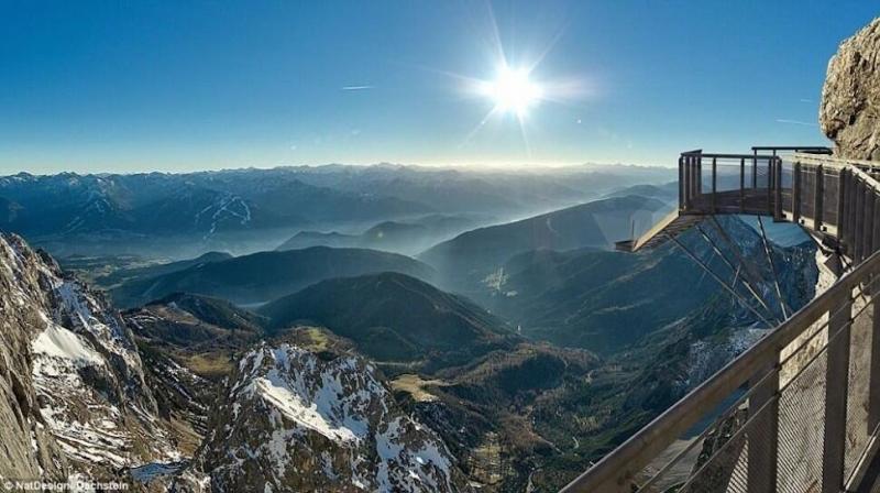 صورة درج داتشستين - النمسا.