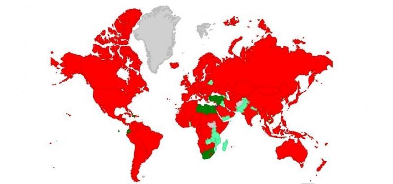 الدول التي من الممكن ان يزورها حامل جواز السفر الأردني دون فيزا