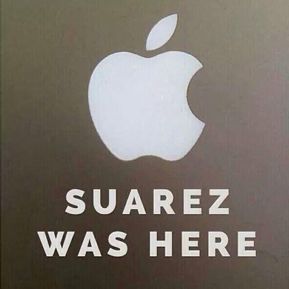 سواريز مرّ من هنا