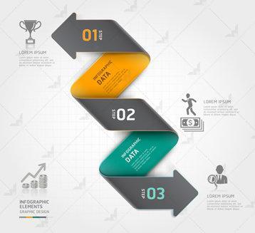 أفكار ومكونات #انفوجرافيك 17