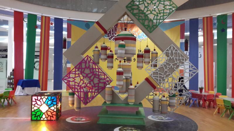 العيد في مركز فتوح الخير - ماركس وسبنسر - 2