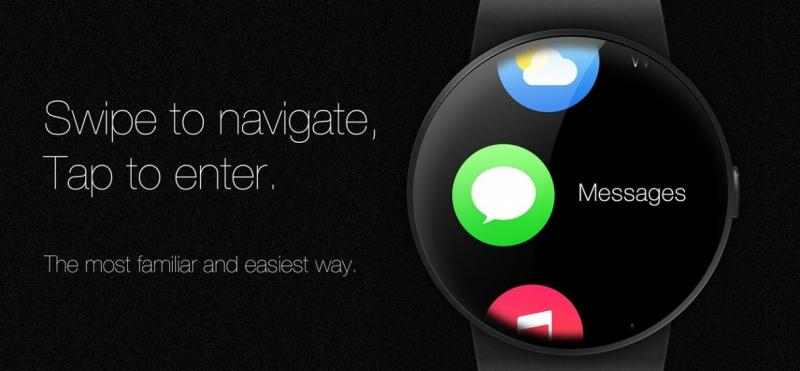 صور ساعة Apple Iwatch