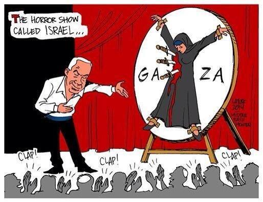 الواقع المؤلم في غزة