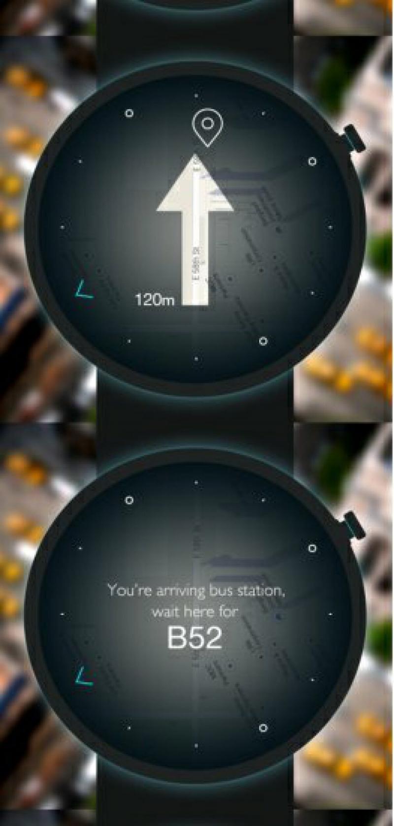 صور ساعة Apple Iwatch