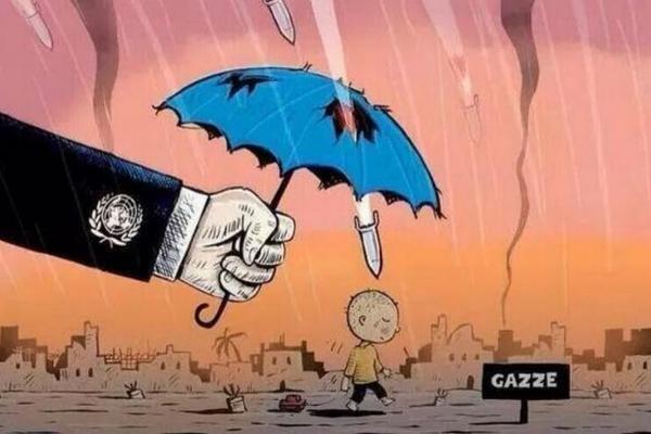 الأمم المتحدة وغزة