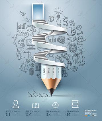 أفكار ومكونات #انفوجرافيك 2