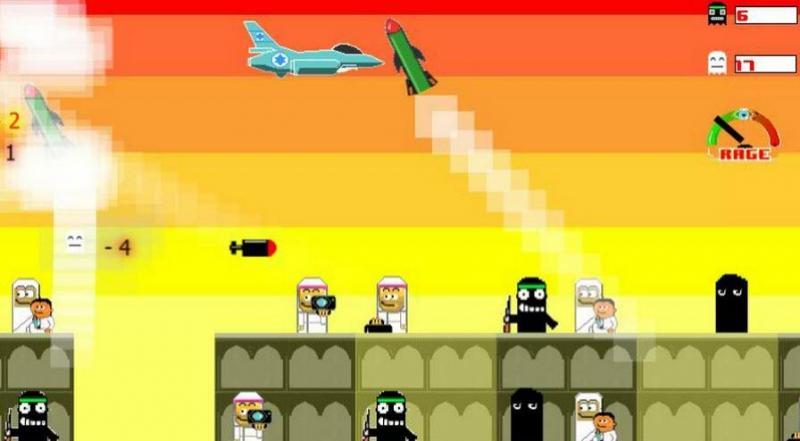جوجل تحذف لعبه اسرائيلية تشجع على قصف غزة من متجرها بعد ضغط المستخدمين #غزة_تحت_القصف